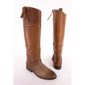 GOLDEN GOOSE DELUXE BRAND 38 8 Brown Carlyle Boots